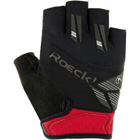 Roeckl Index Cykelhandsker, black/red